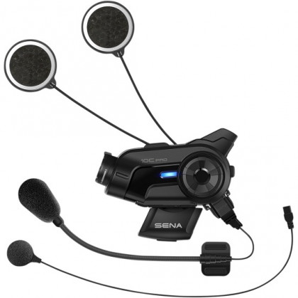 10C Pro Camera and Bluetooth® Headset
