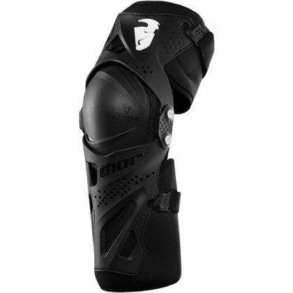 Thor Force Xp knee guard Black pair