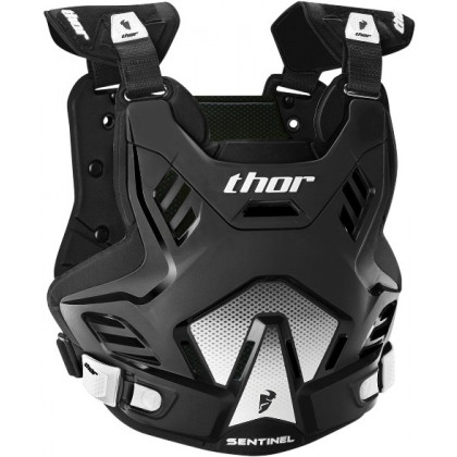 Thor Sentinel Gp roost guard Black/white
