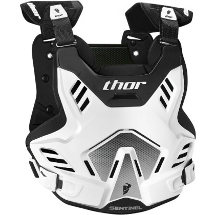 Thor Sentinel Gp youth roost guard White/black