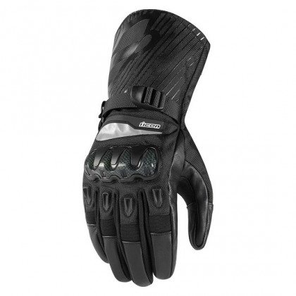 Icon Patrol Waterproof glove Black