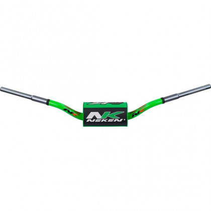 NEKEN SFH Variable Diameter Handlebar Fluo green