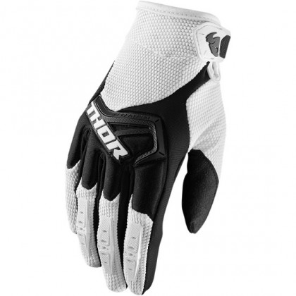 Thor Spectrum youth glove White