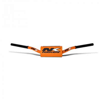 NEKEN Variable Diameter Pit bike Handlebar Orange