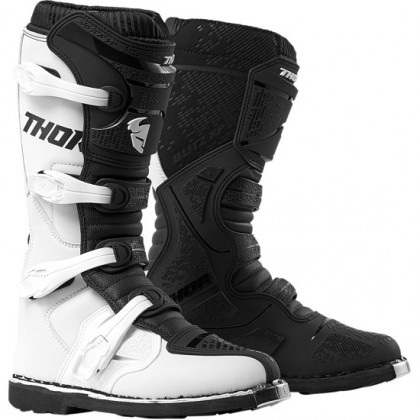 Thor Blitz XP Boots White/black
