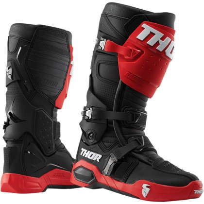 Thor Radial ajosaappaat Red/black
