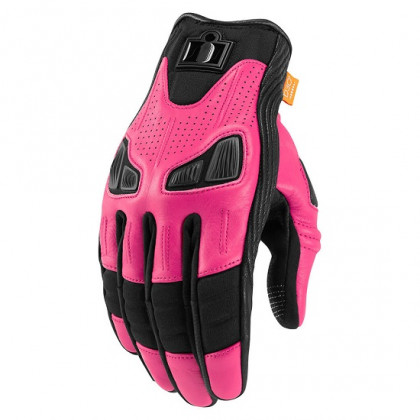 Icon Automag glove Pink
