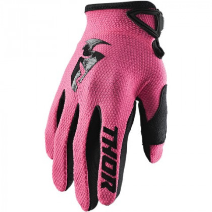 Thor Sector youth glove Pink