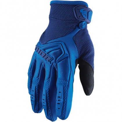 Thor Spectrum youth glove Blue