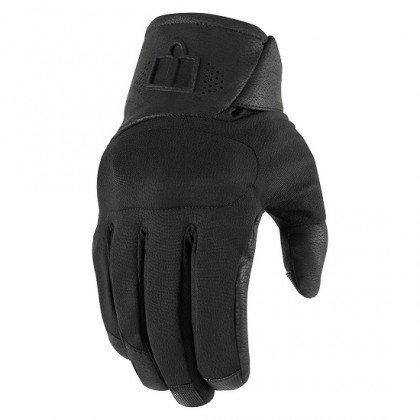 Icon Tarmac2 waterproof glove Black