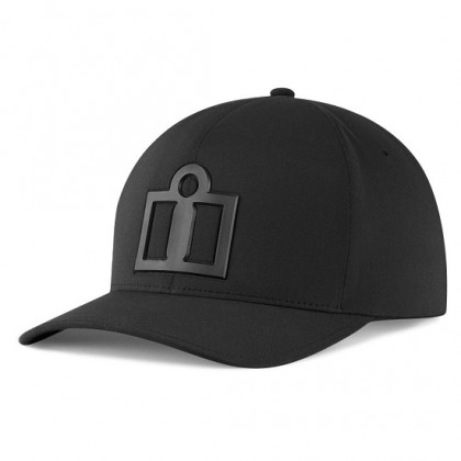 Icon Tech hat Black