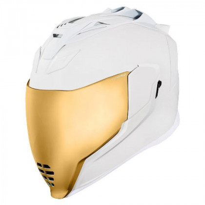 Icon Airflite Peace Keeper helmet White