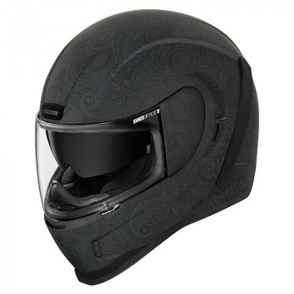 Icon Airform Chantilly kypärä Black