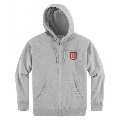 Icon 1000 Baseline Hoody Grey