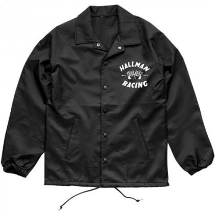 Thor Hallman Finish line Windbreaker Black