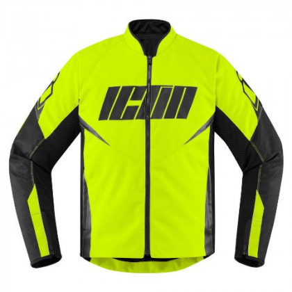 Icon Hooligan jacket Hi-viz