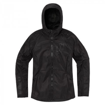 Icon Women's Airform CE jacket Black