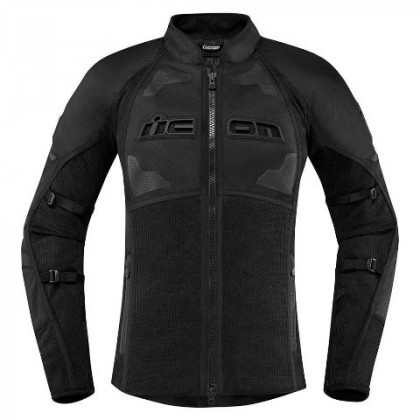 Icon Women's Contra 2 jacket Stealth