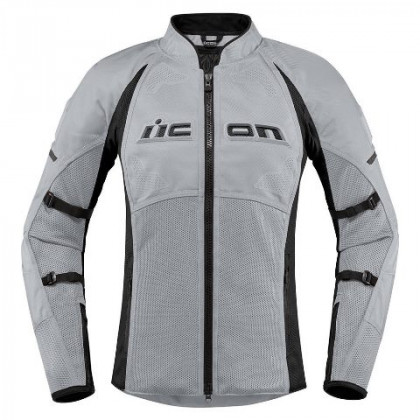 Icon Women's Contra 2 jacket Grey
