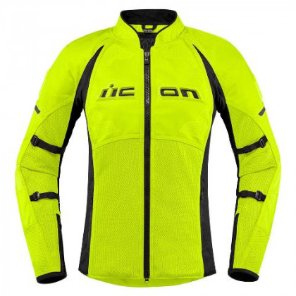 Icon Women's Contra 2 jacket Hi-viz