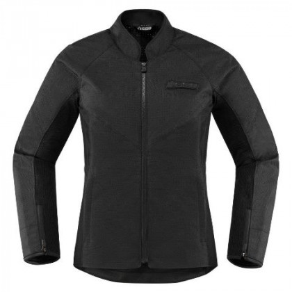Icon Women's Hooligan Perf jacket Black