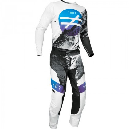 Thor Prime Pro Mesmer White Jersey 59€ / Pants 176€