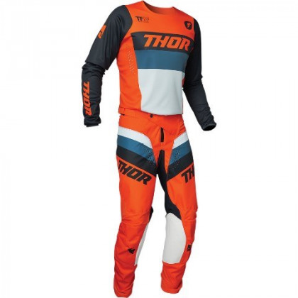 Thor Pulse Racer Orange/midnight Jersey 36€ / Pant116€