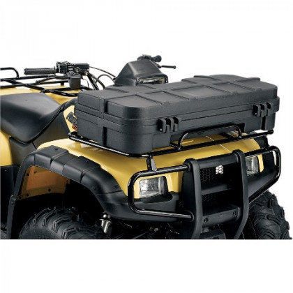 Moose Tavaralaukku etu (ATV) Black
