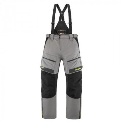 Icon Raiden CE ajohousut Gray/hi-viz