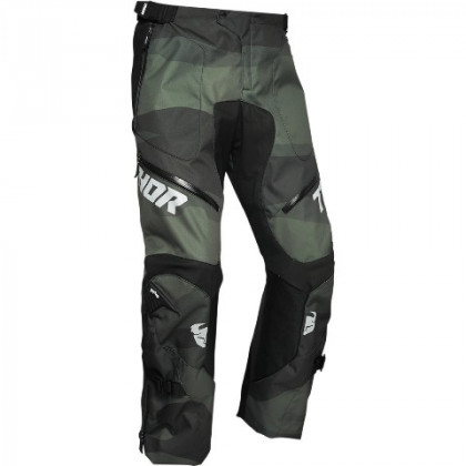 Thor Terrain Over the Boot pant Green camo