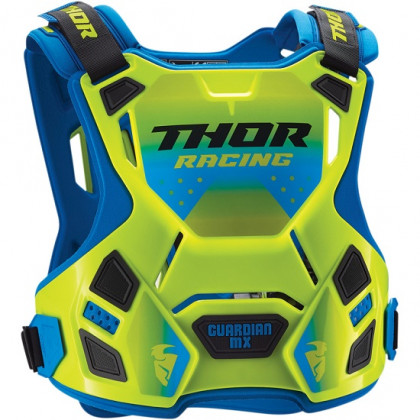 Thor Guardian MX roost guard Flo green