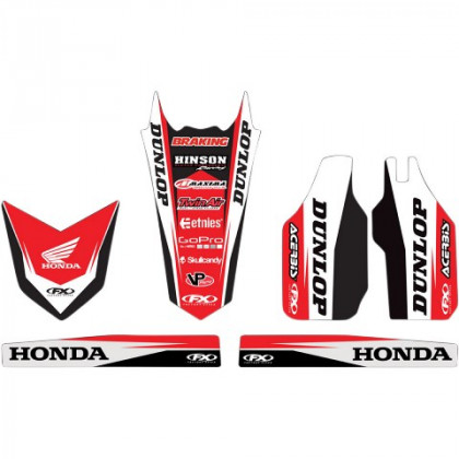 Factory Effex Trim tarrasarja Honda Racing