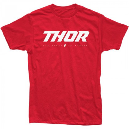 Thor Loud 2 t-shirt Red
