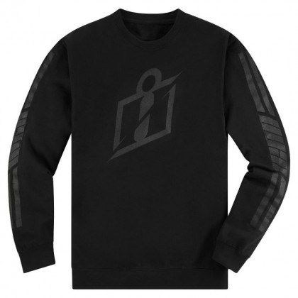 Icon RS Gradient Crew Black