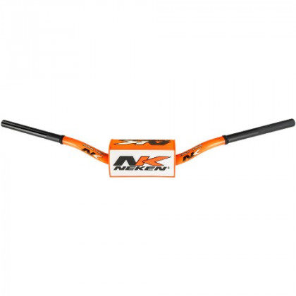 NEKEN Variable Diameter Handlebar Fluo orange/white