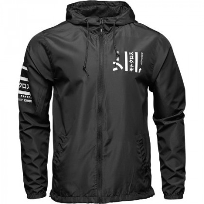 Thor Rising Windbreaker Black