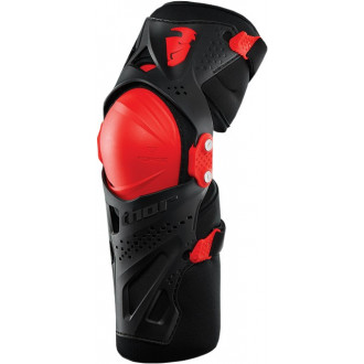Thor Force Xp youth knee guard Red pair