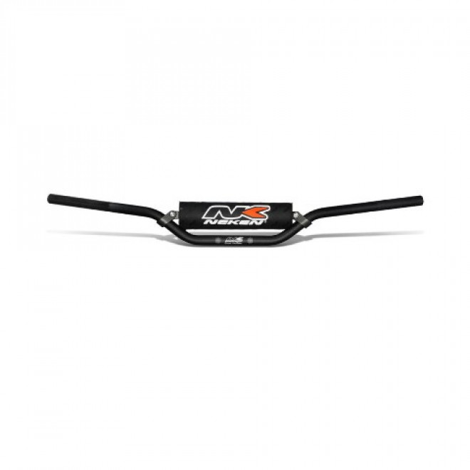 NEKEN Standard 22 mm  (low) Handlebar Black