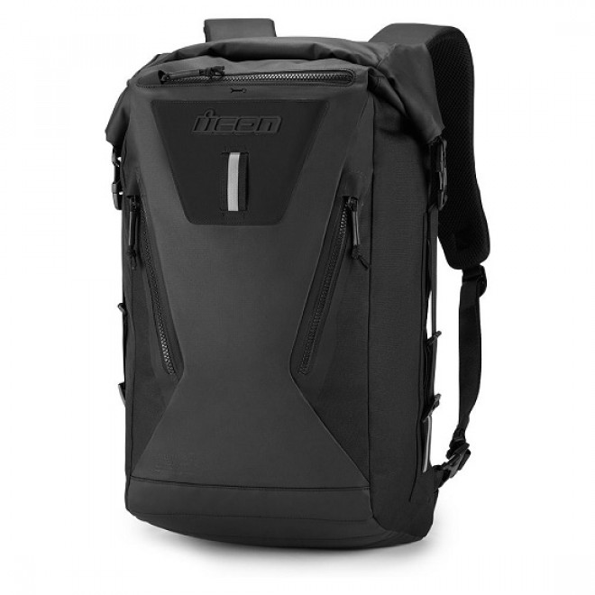 Icon Dreadnaught backpack Black