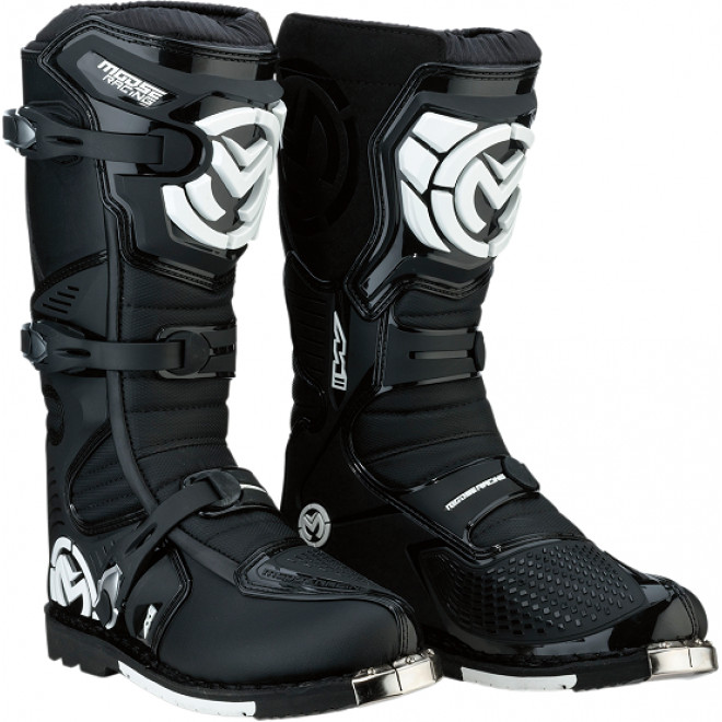Moose Racing S18 M1.3 MX  Boots Black