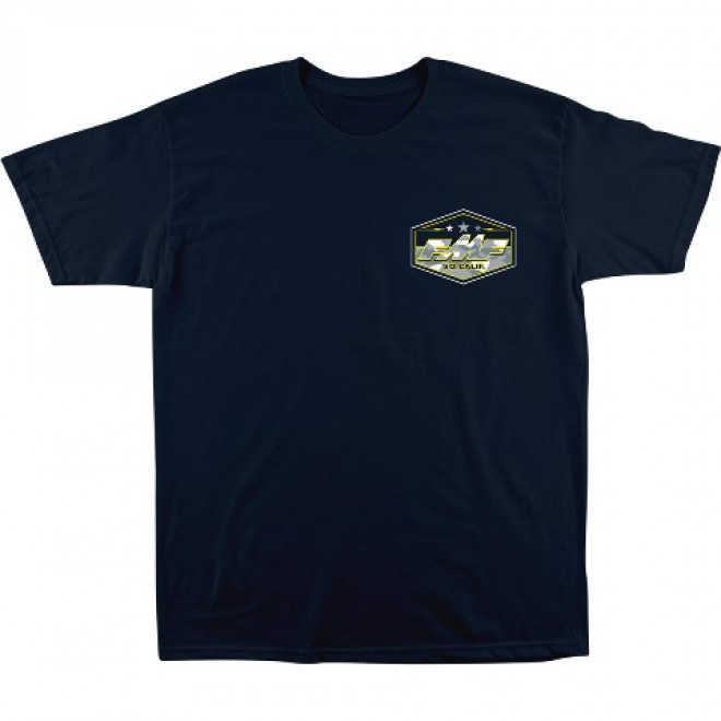 FMF Invisible t-shirt Navy