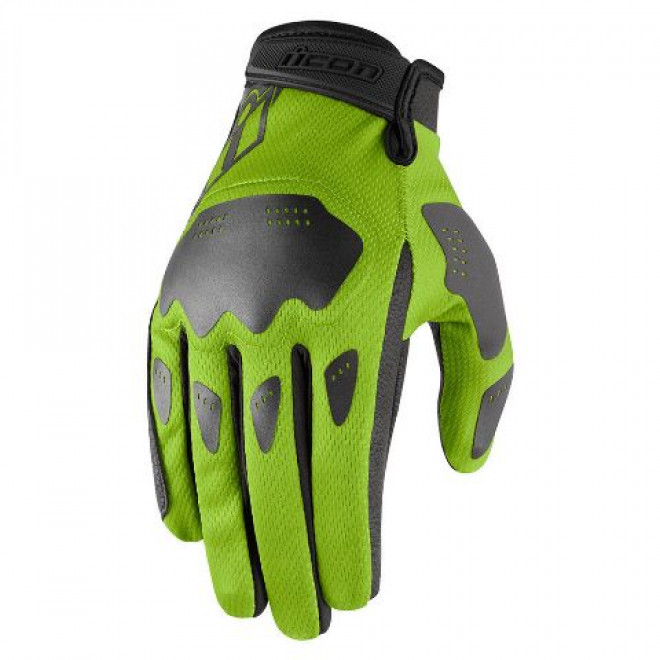 Icon Hooligan glove Green