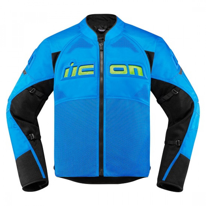 Icon Contra 2 jacket Light blue