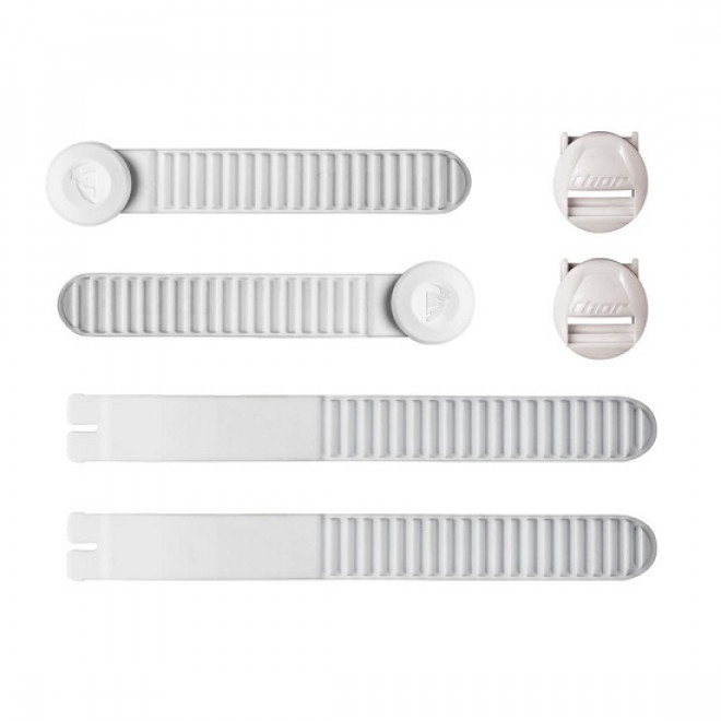 Thor Ratchet Strap kit White