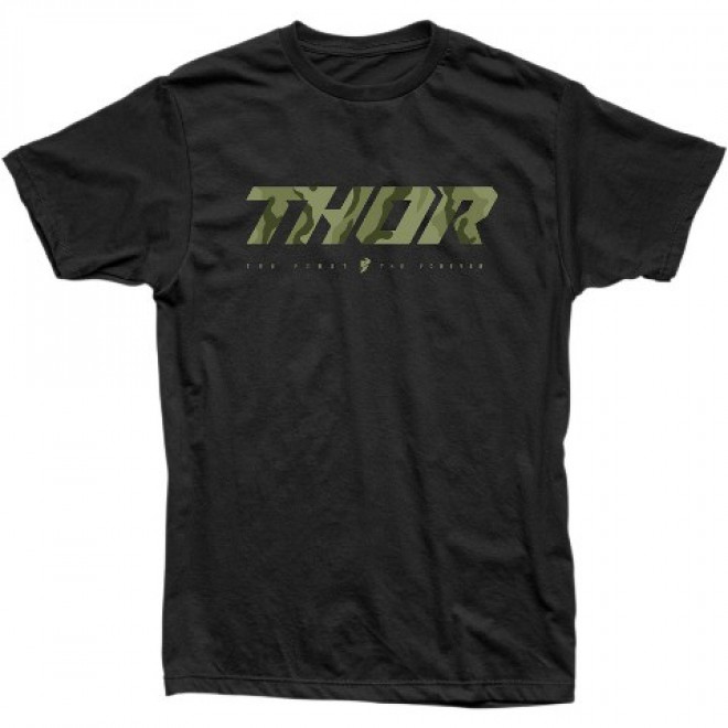 Thor Loud 2 t-shirt Black/camo