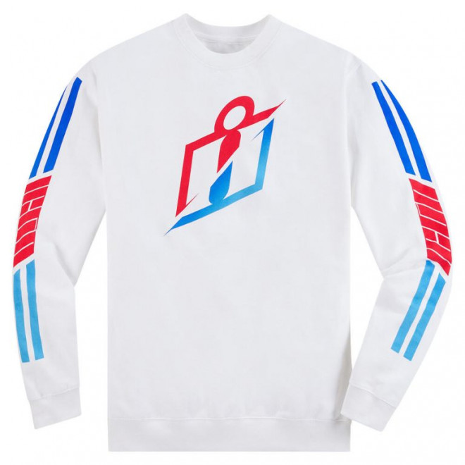 Icon RS Gradient Crew White