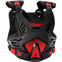 Thor Sentinel Gp youth roost guard Black/red