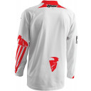 Thor Phase Strands jersey White/red Xl