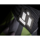 Icon Anthem Deployed Touchscreen Glove Green