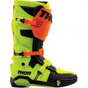 Thor Radial ajosaappaat Orange/flo yellow